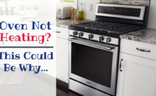 maytag oven not heating