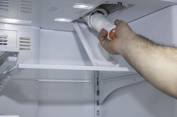 leaky whirlpool refrigerator